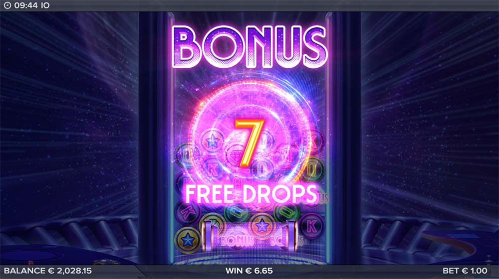 IO Slot - Bonus Triggered