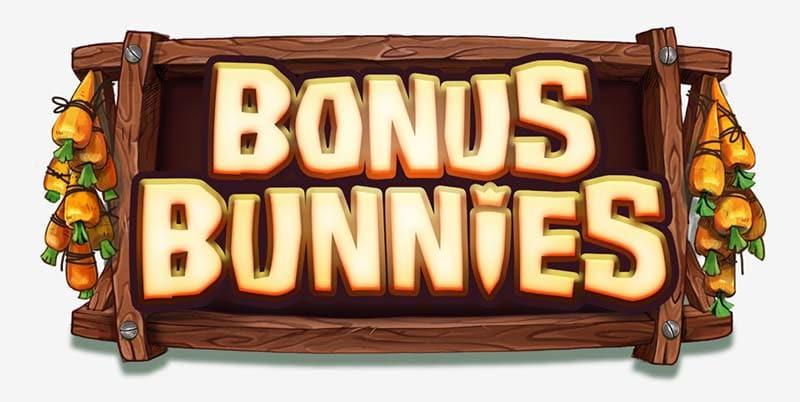 Bonus Bunnies Slot Logo