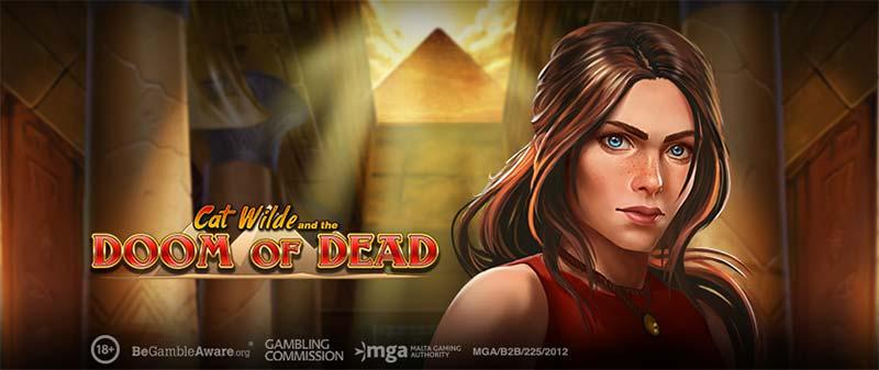 Doom of Dead Slot Logo